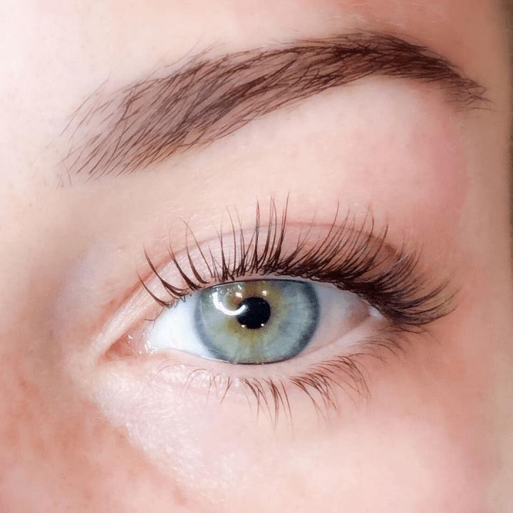 Eyelash Tinting