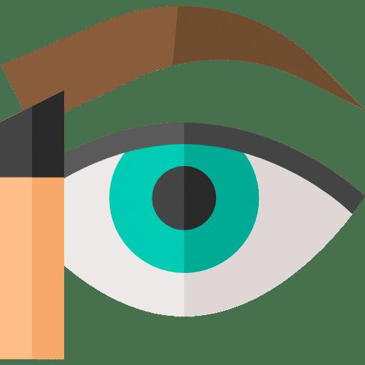 eyebrow tint, eyelash tint, services